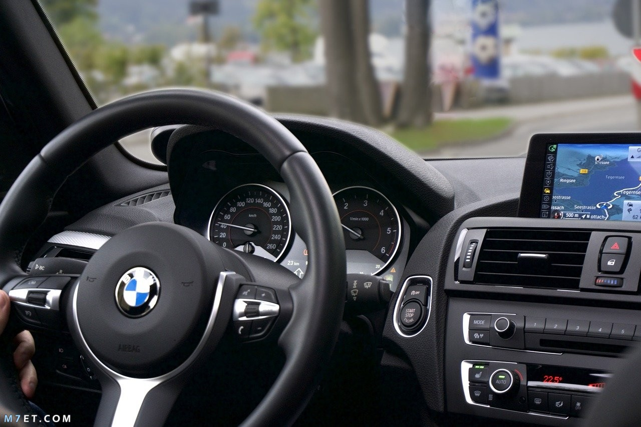 علامات تحذير BMW