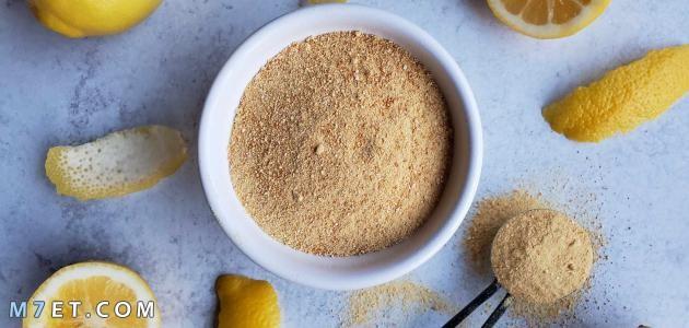 طريقة تجفيف الليمون