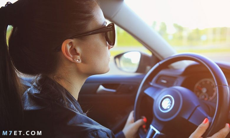 قيادة المرأة للسيارة
