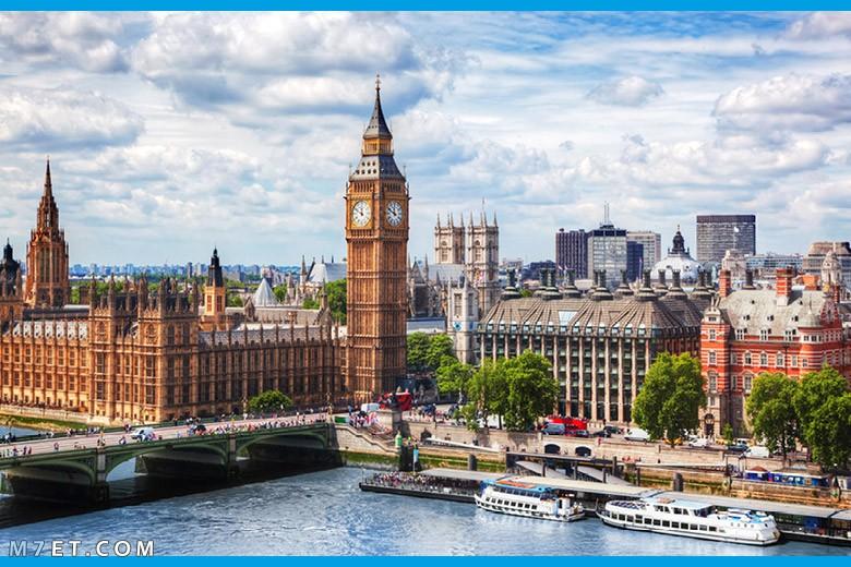 اجمل اماكن في لندن