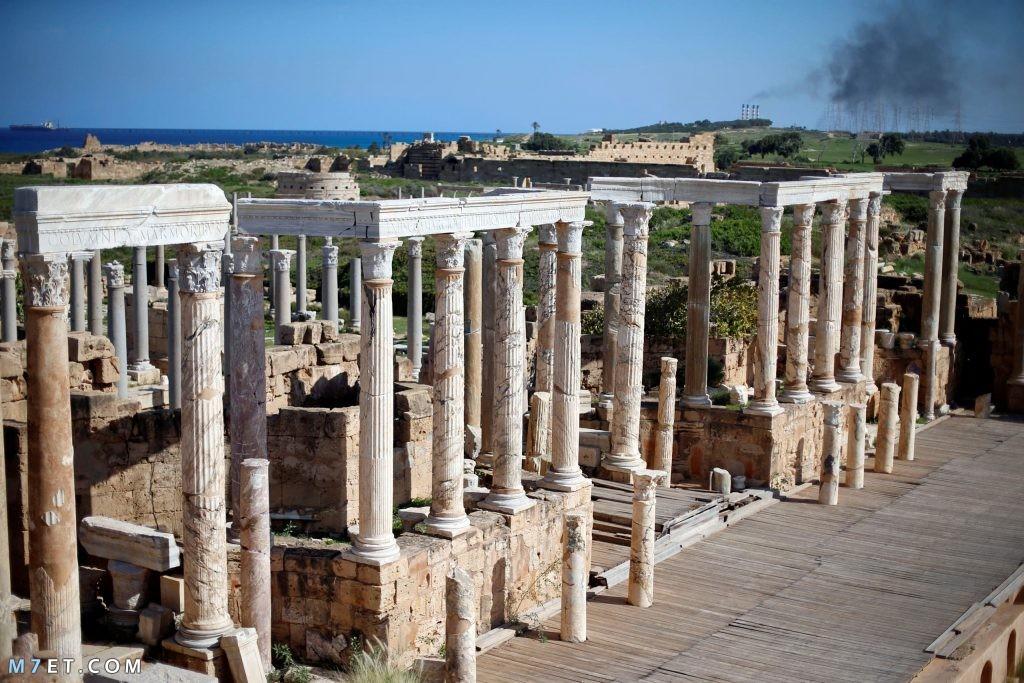 اسماء مدن في ليبيا