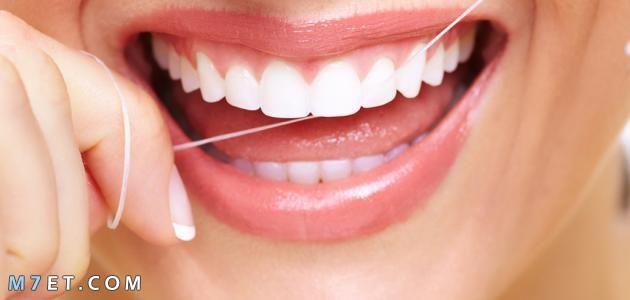 ما هو تنظيف الأسنان