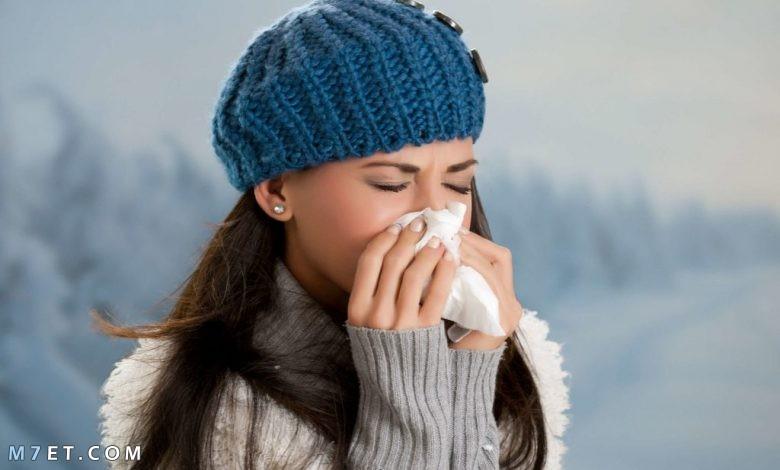 اضرار البرد