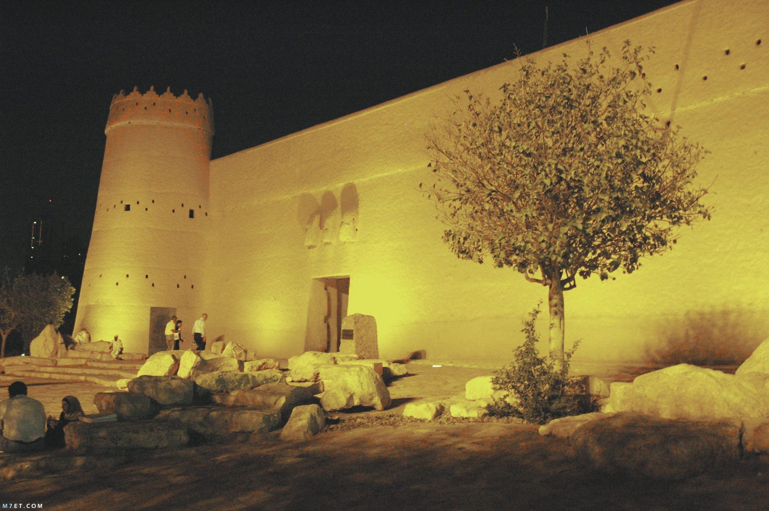 اهم معلومات عن قصر المصمك تقرير متكامل عن قصر المصمك