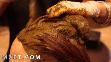 Photo of هل يمكن صبغ الشعر بعد الحناء السوداء | طريقة صبغ الشعر