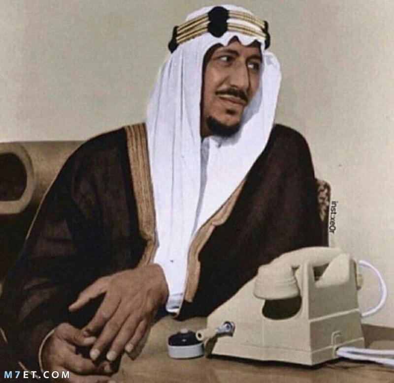 سيرة الملك سعود بن عبدالعزيز