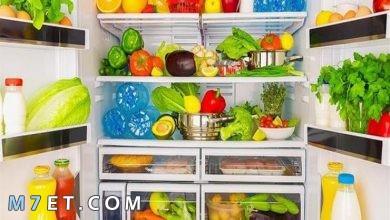 Photo of طريقة ترتيب الثلاجة بالصور افكار سهلة | 7 نصائح للحفاظ على نظافة الثلاجة
