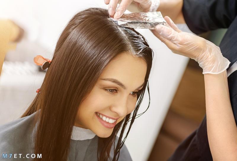 هل يمكن صبغ الشعر بعد الحناء السوداء