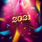 سنة جديدة سعيدة 2021 happy new year