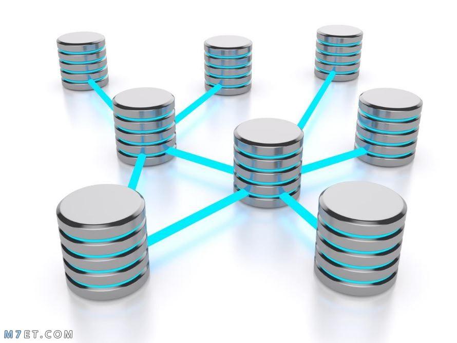 بحث عن قواعد البيانات