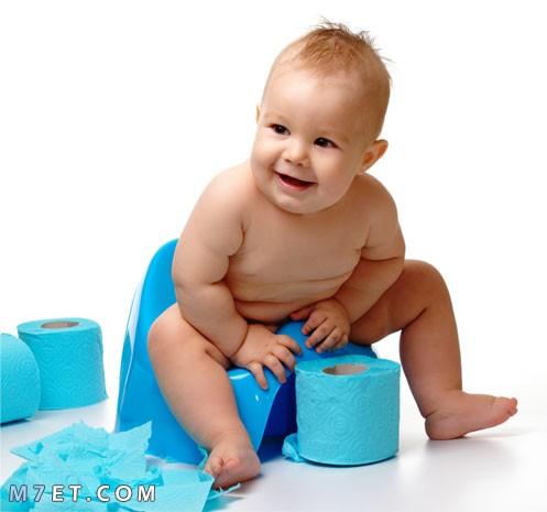 اسباب الامساك عند الرضع
