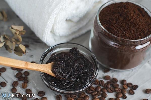 قناع القهوة