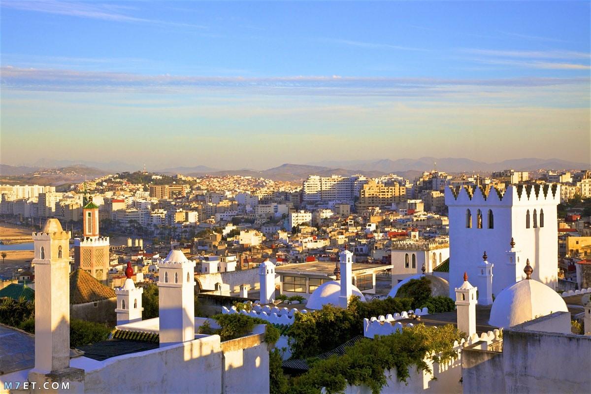 السياحة في مدينة طنجة