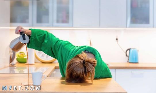 اسباب التعب والارهاق الجسدي