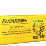 دواء اوكاربون eucarbon مطهر معوي لعلاج الإمساك