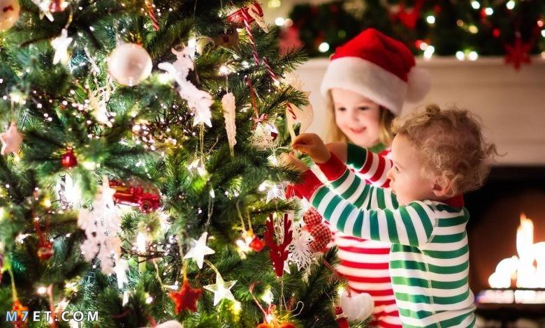 رموز عيد الميلاد المجيد 2021