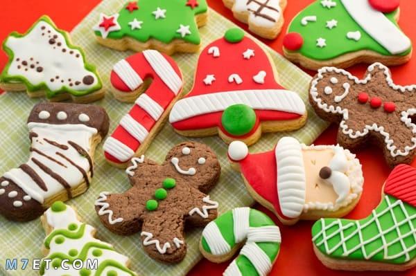 كوكيز عيد الميلاد المجيد