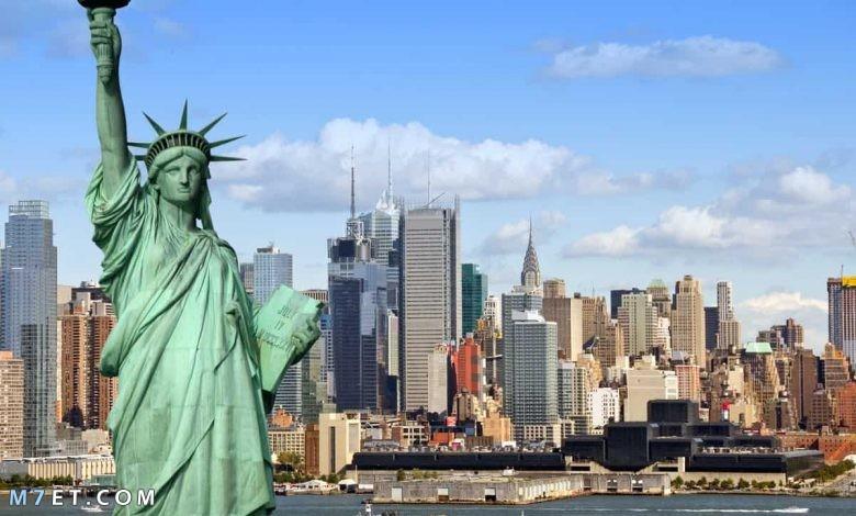 افضل اماكن السياحة في امريكا واجمل ولايات أمريكا بالترتيب