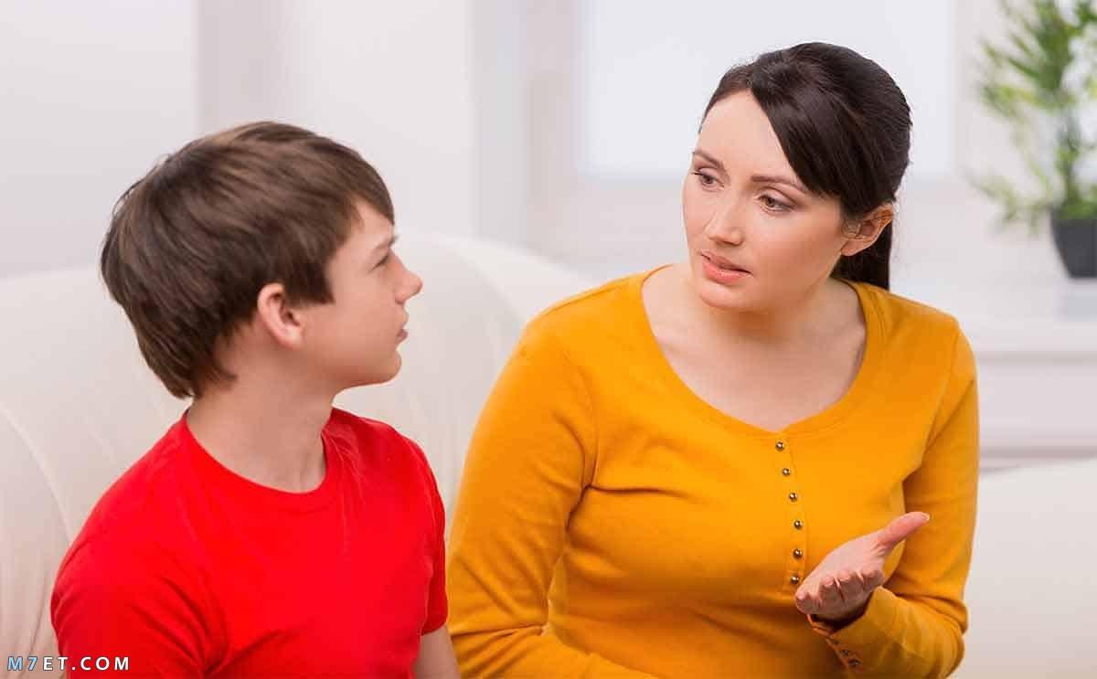 كيف أتعامل مع ولدي المراهق