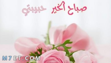 Photo of صباح الخير حبيبتي الغالية على قلبي ومكنون روحي