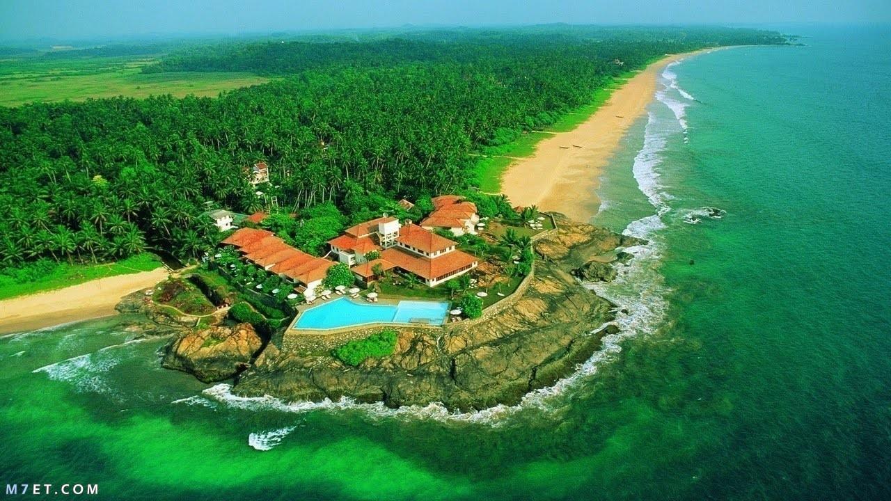 أفضل الأماكن السياحية سريلانكا