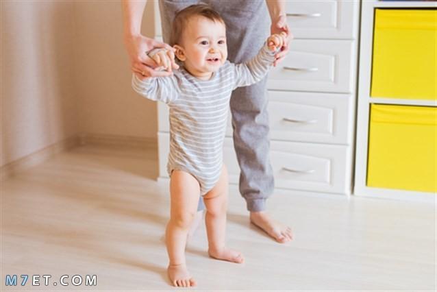 مراحل نمو الطفل الرضيع
