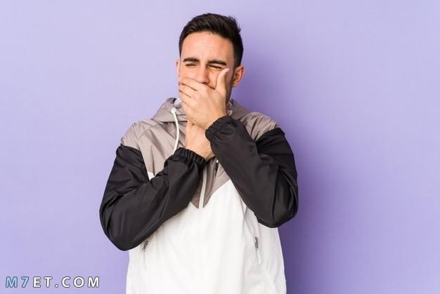 أسباب خروج الدم من الفم مع البلغم