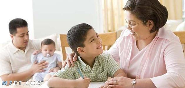 كيفية بناء شخصية قوية للطفل