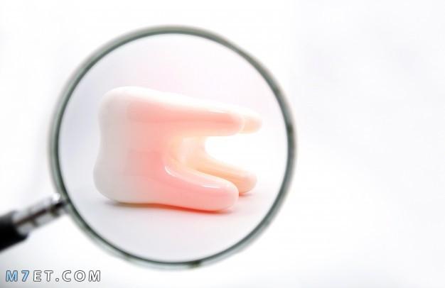 ما هي أضرار برد الاسنان