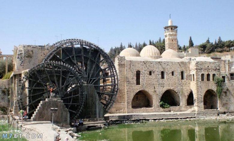 أجمل المناطق السياحية في سوريا