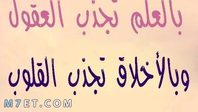 Photo of حكمة مدرسية لاستخلاص العبر والفوائد الحياتية