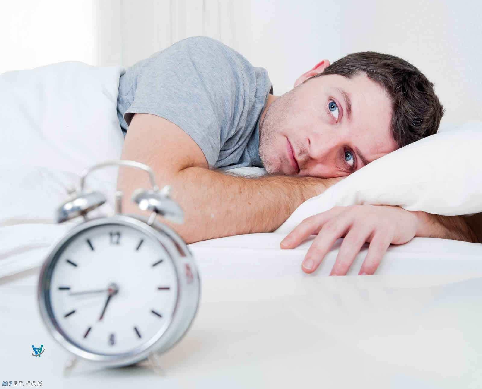 اكلات تساعد على النوم