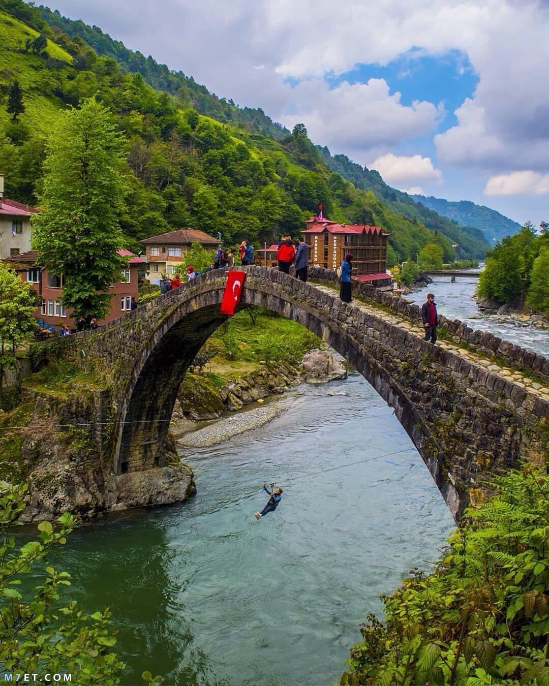 افضل الاماكن الريفية في تركيا