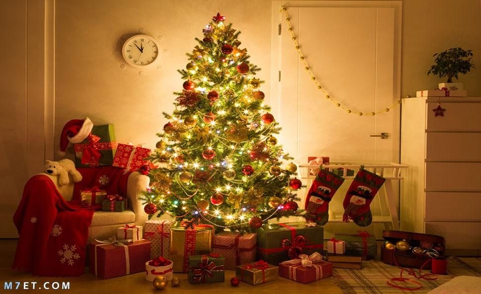 رموز الاحتفال بعيد الميلاد