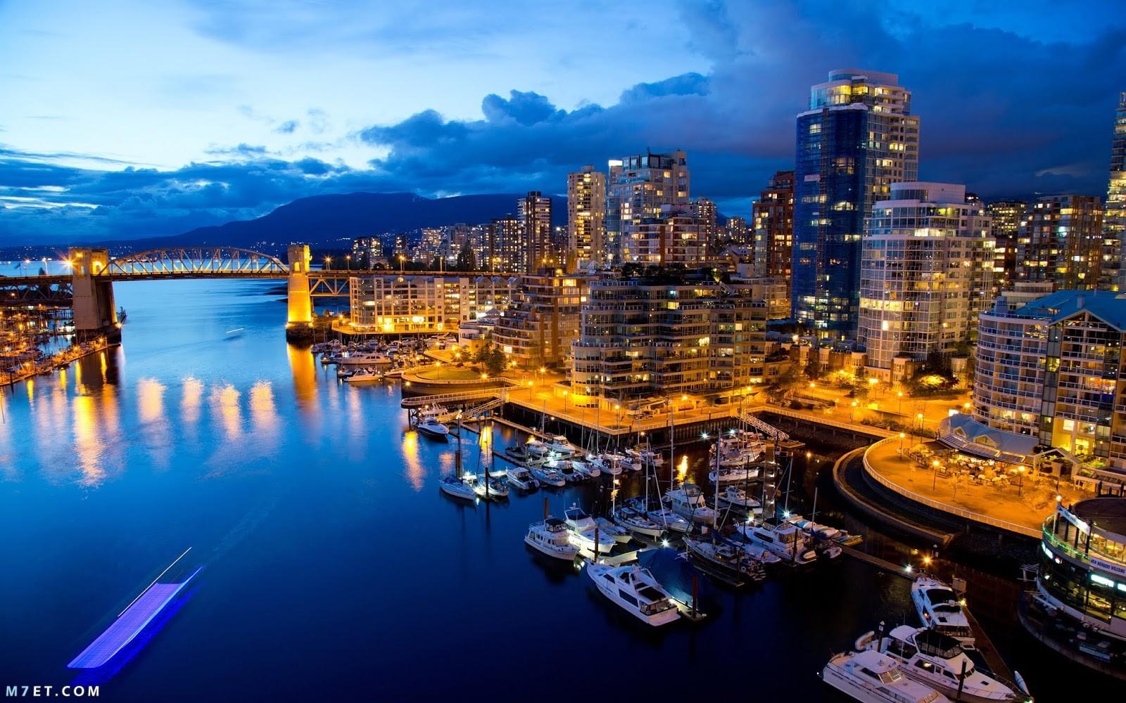 افضل الاماكن السياحية في كندا