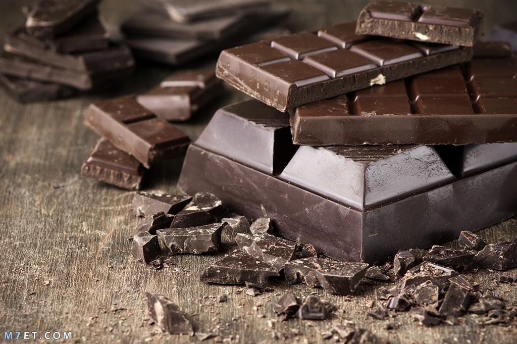 كيف تصنع شوكولاته