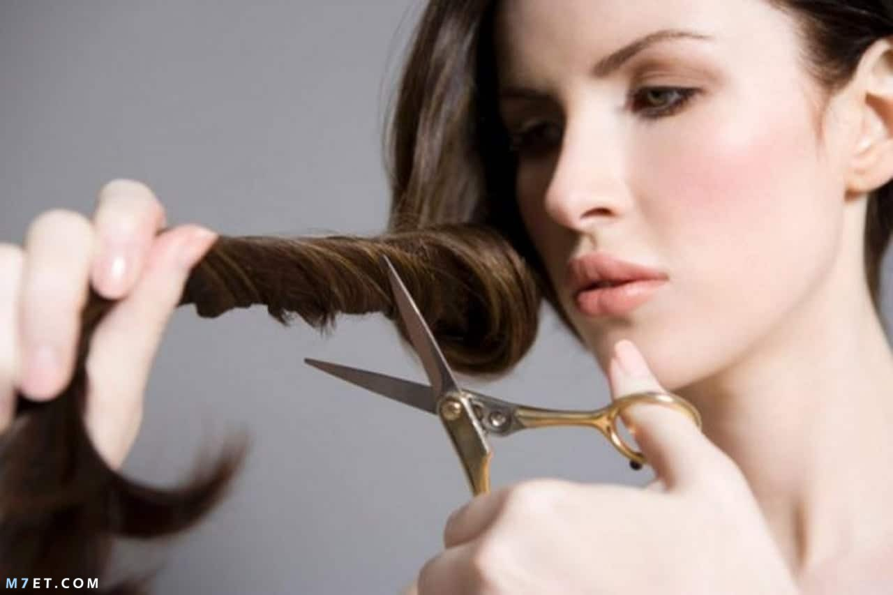فوائد قص الشعر