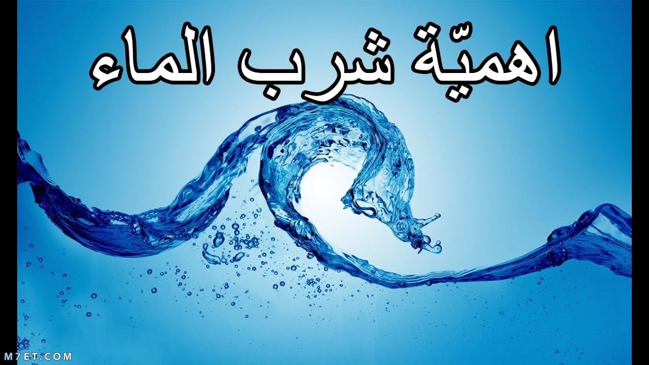 فوائد شرب الماء للبشرة والشعر وقبل النوم