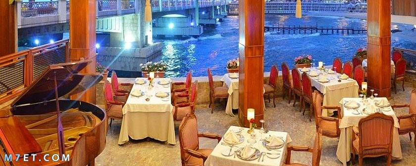 أفضل الكافيهات والمطاعم المطلة على البحر