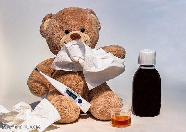 أفضل علاج للزكام من الصيدلية للأطفال