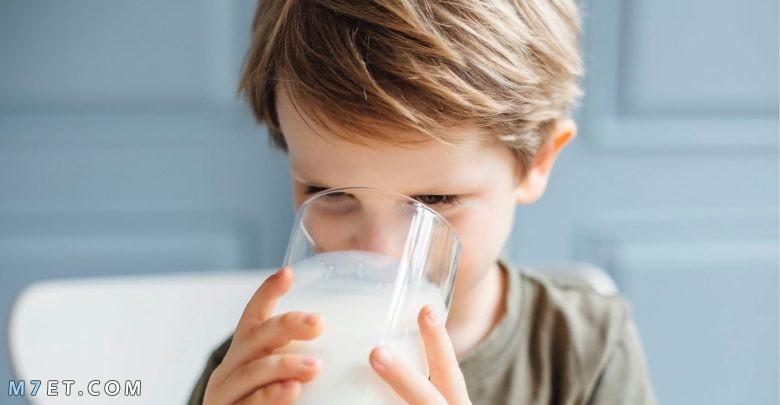 فوائد حليب الابل للاطفال