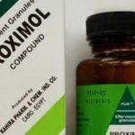 دواء بروكسيمول لعلاج مشاكل المسالك البولية