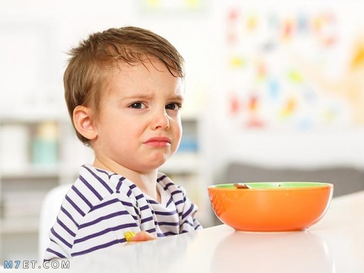 فقدان الشهية عند الرضع