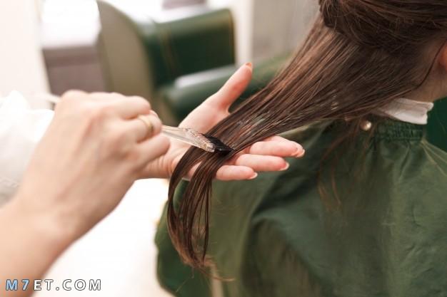 ما هو كيراتين الشعر