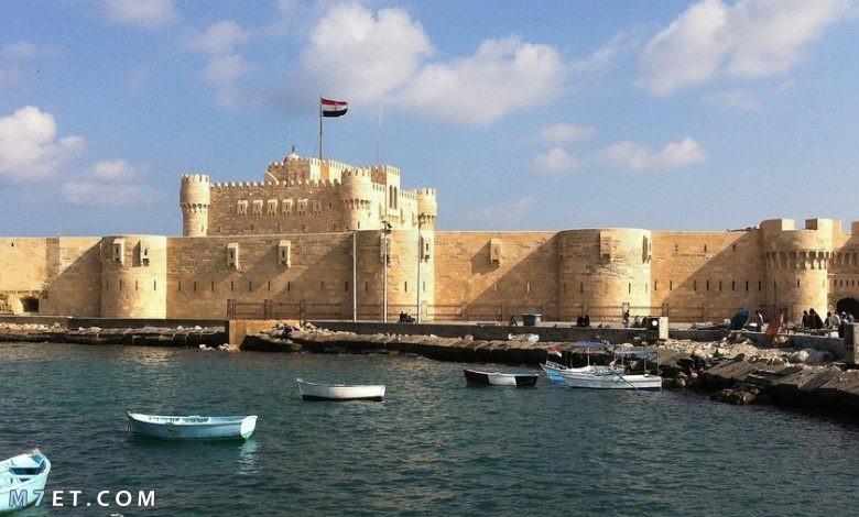 أفضل الأماكن السياحية في الإسكندرية يمكن زيارتها 2021