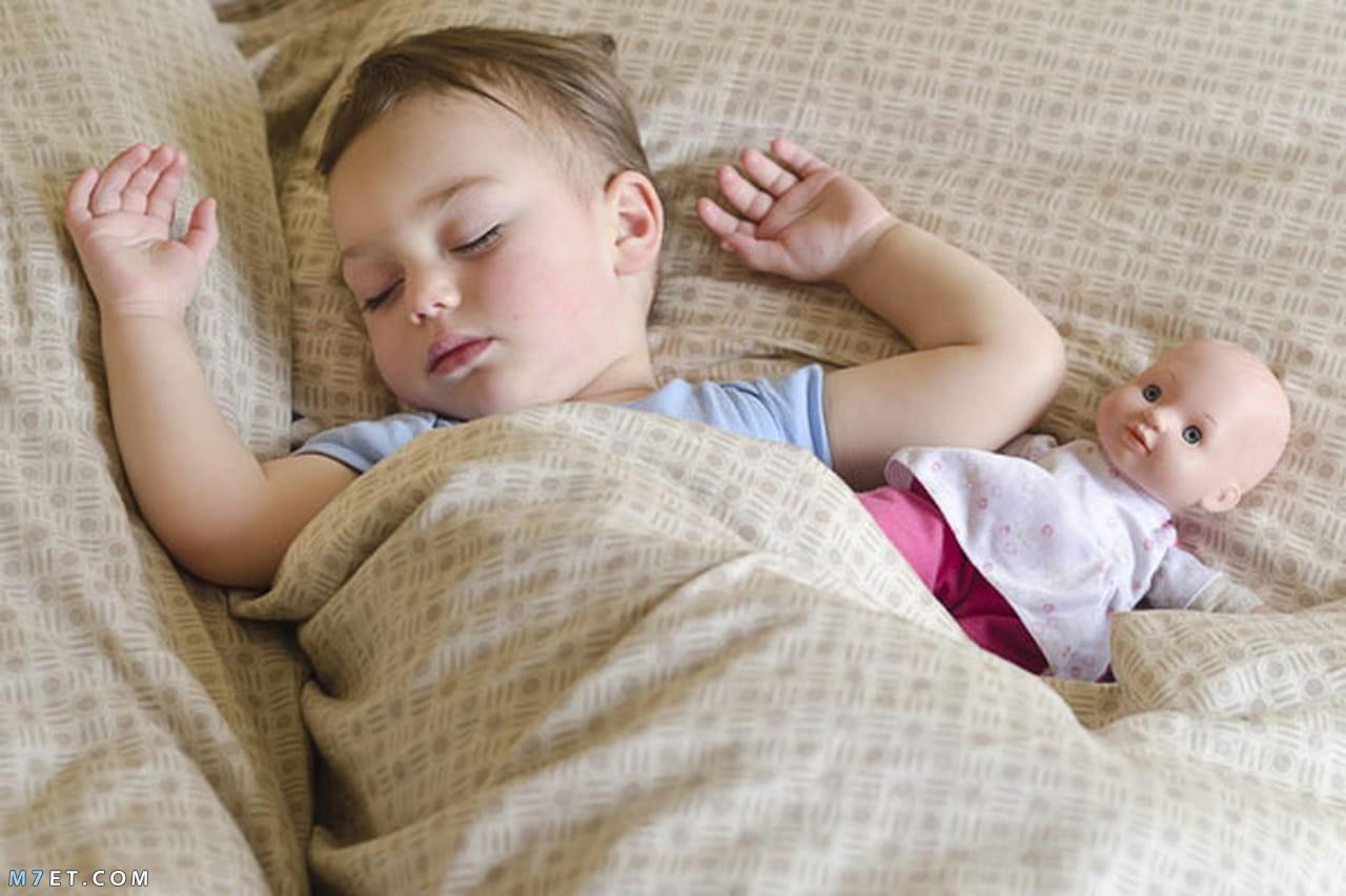 اسباب قلة النوم عند الاطفال