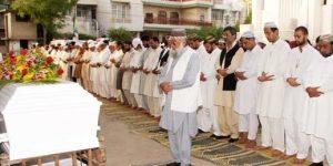 أجر الصلاة على الميت في الدين الإسلامي