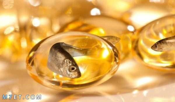 فوائد زيت السمك للاطفال