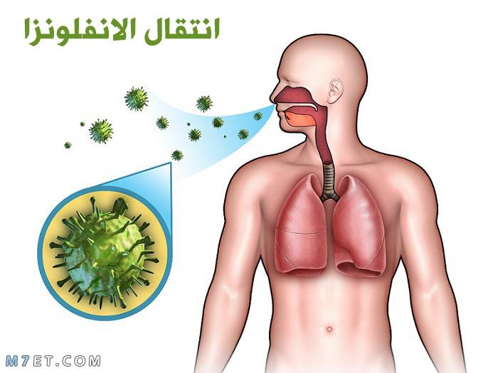 انواع الانفلونزا