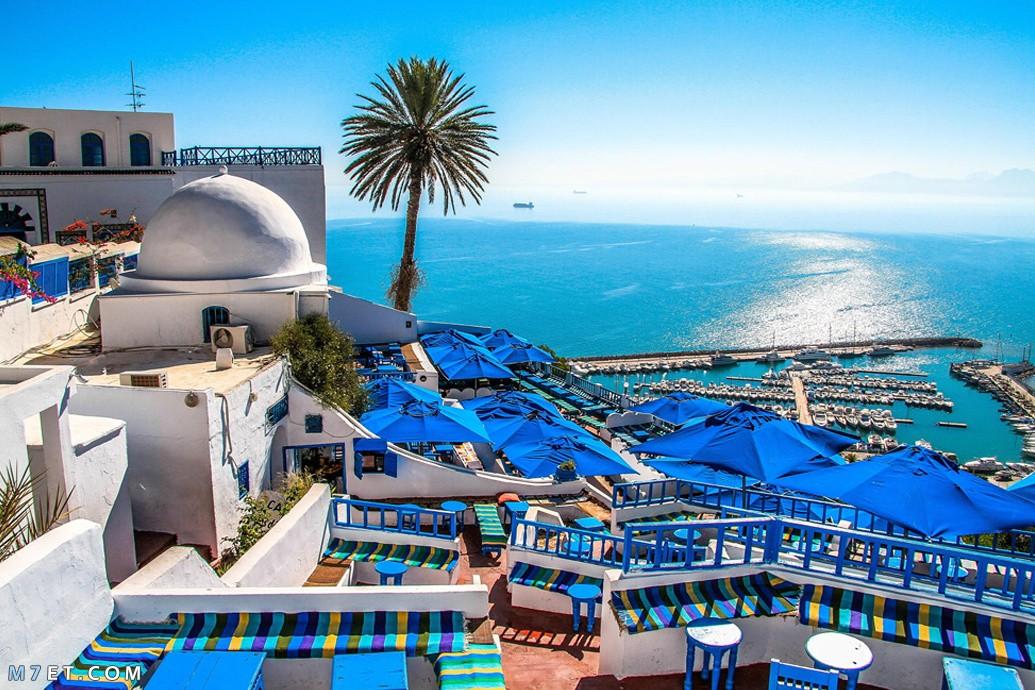 افضل اماكن سياحية في تونس